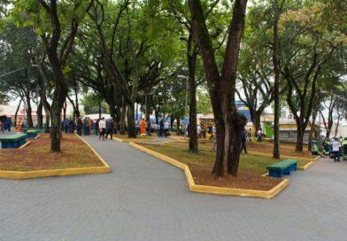 Praça da Toco em Vila Matilde é revitalizada e ganha acessibilidade