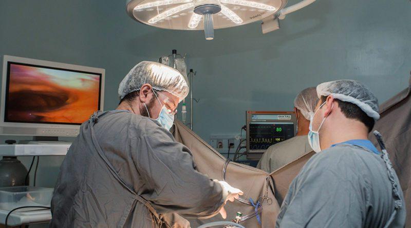 Mutirão da Saúde amplia oferta de cirurgias eletivas no Estado
