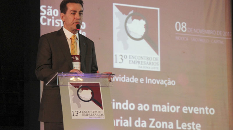 13º Encontro de Empresários da Zona Leste aborda as projeções de mercado