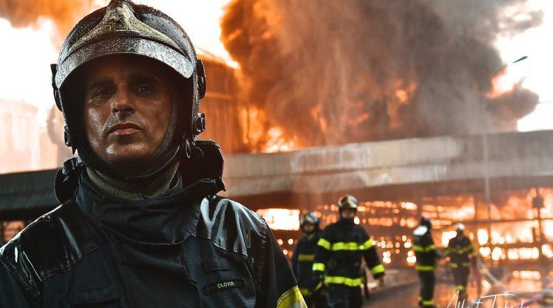 """Os bombeiros, """"Heróis do Fogo"""", dia 4 de maio no Conjunto Nacional São Paulo"""