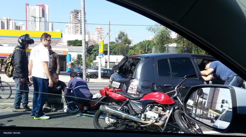 Ser gentil no trânsito é salvar vidas: A sua e a dos outros!