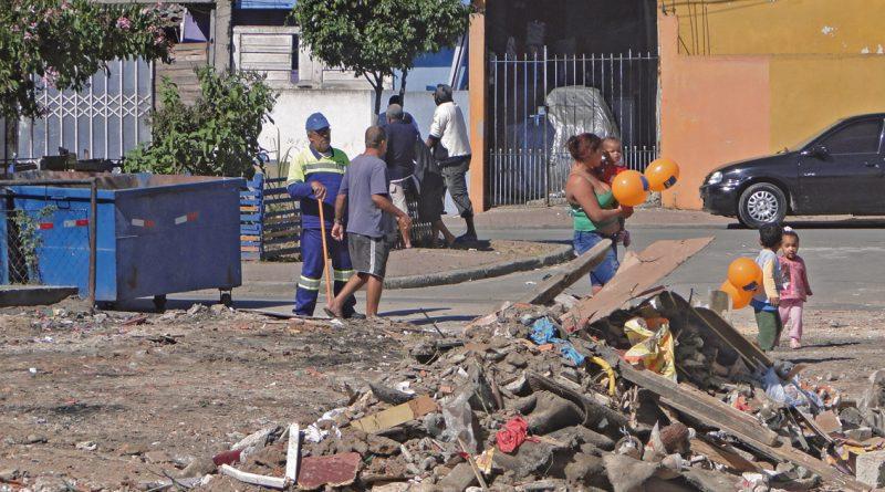 Mais de 17 milhões de brasileiros de até 14 anos vivem na pobreza